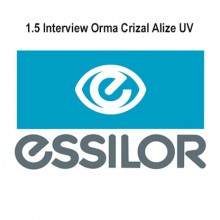 Оптика - 1.5 Interview Orma Crizal Alize UV
