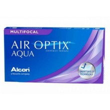 Контактные линзы - AIR OPTIX AQUA MULTIFOCAL