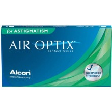 Контактные линзы - Air Optix for ASTIGMATISM