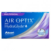 Контактные линзы - AIR OPTIX plus HydraGlyde MULTIFOCAL