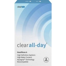 Контактные линзы - Clear all-day