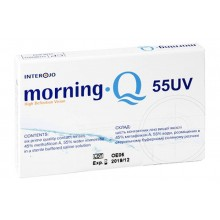 Контактные линзы - Morning Q 55UV