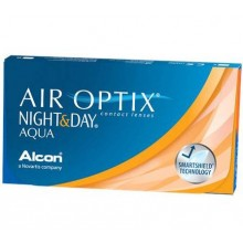 Контактные линзы - Air Optix Night & Day AQUA