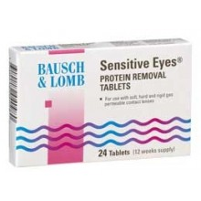 Sensitive Eyes Protein Removal Tablets